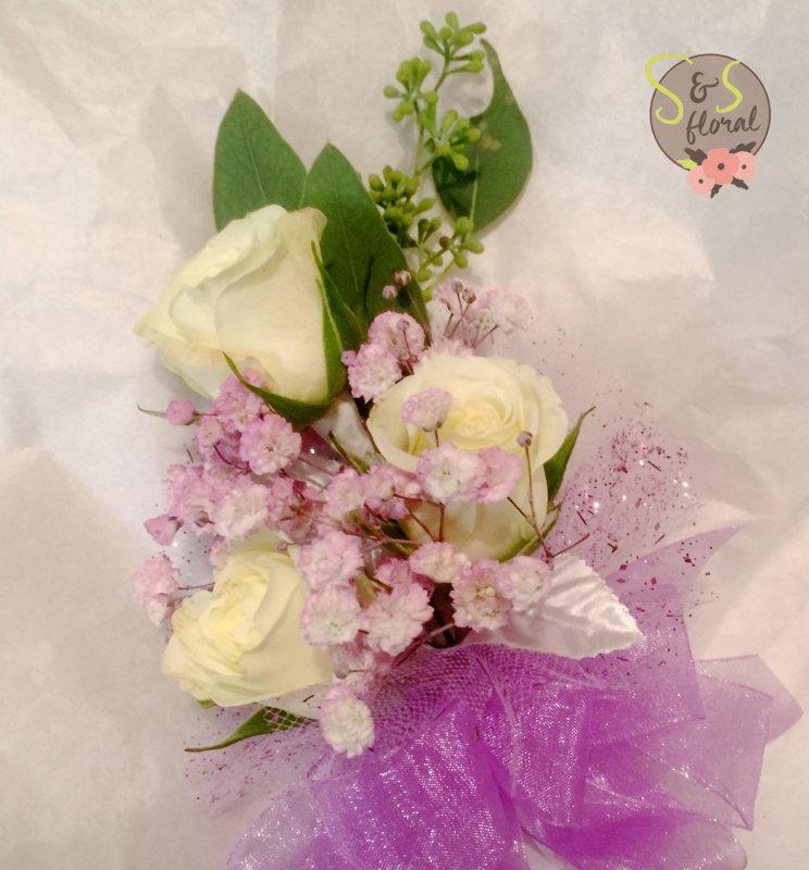 Dance Flowers S&S Floral Corsages & Boutonnieres 1--