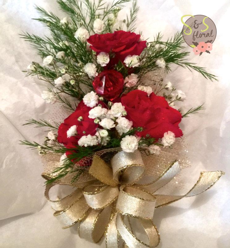 Dance Flowers S&S Floral Corsages & Boutonnieres 12