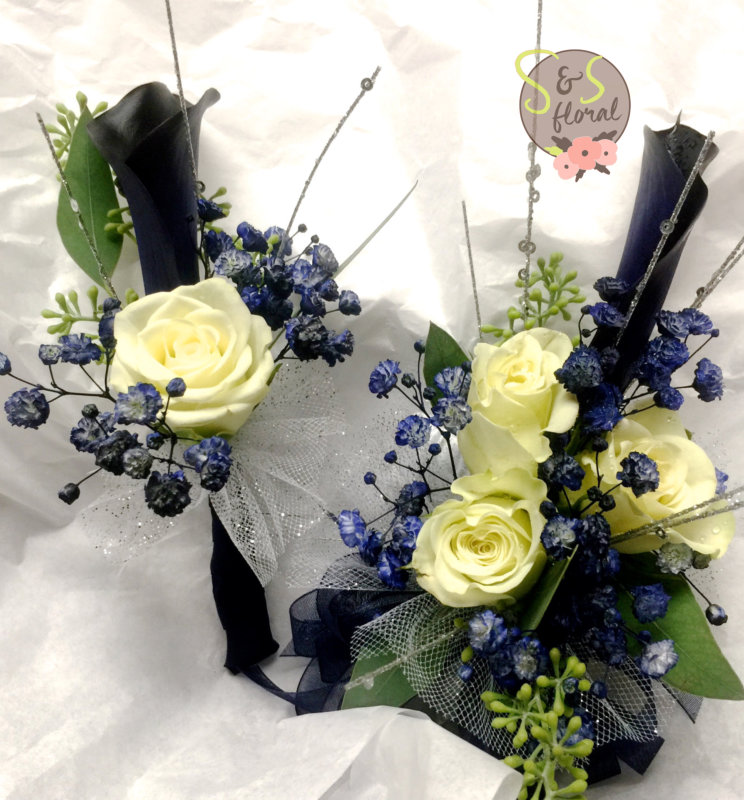 Dance Flowers S&S Floral Corsages & Boutonnieres 2--