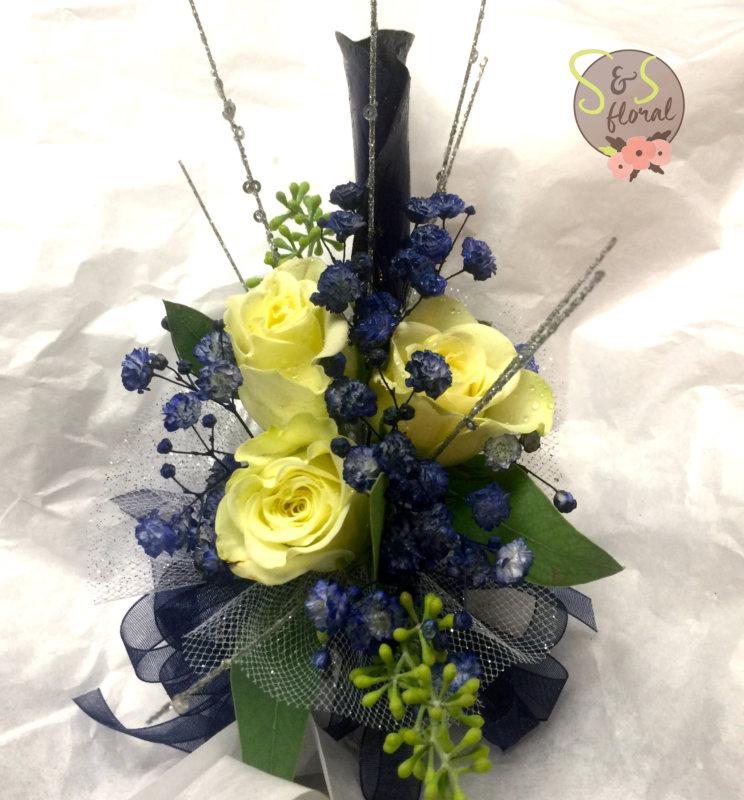 Dance Flowers S&S Floral Corsages & Boutonnieres 3--