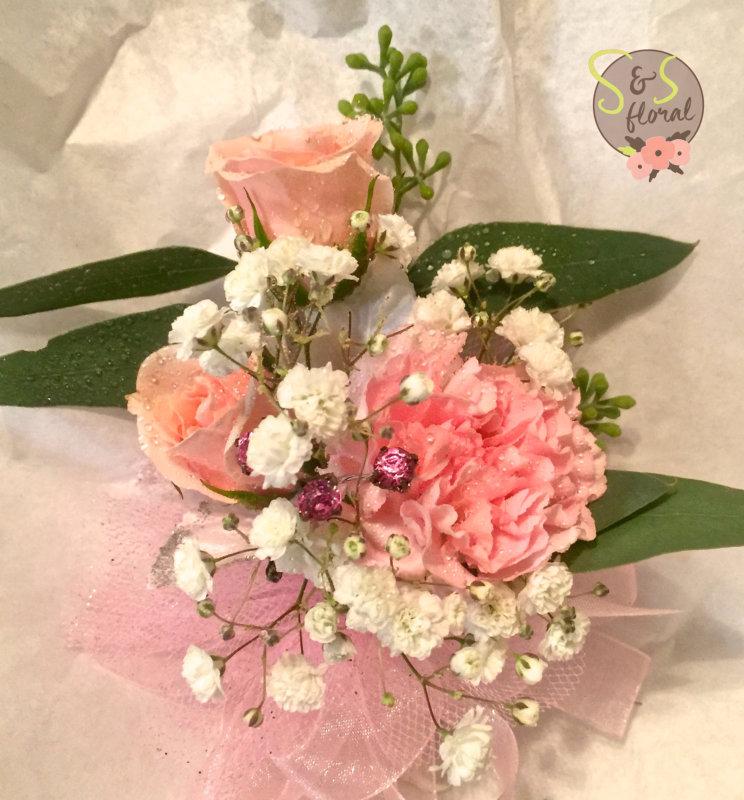 Dance Flowers S&S Floral Corsages & Boutonnieres 5--