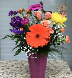 Just Because Flowers S&S Floral Kansas City Florist 12