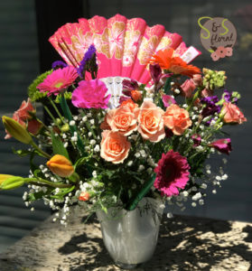 Just Because Flowers S&S Floral Kansas City Florist 4
