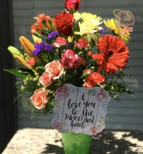Just Because Flowers S&S Floral Kansas City Florist 5