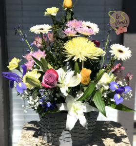 Just Because Flowers S&S Floral Kansas City Florist 6