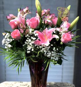 Just Because Flowers S&S Floral Kansas City Florist 7