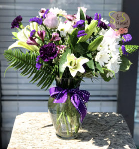 Just Because Flowers S&S Floral Kansas City Florist 9