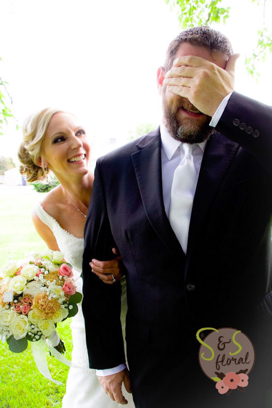 Wedding Creations by S&S Floral in Kansas City 12