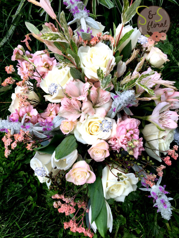 Wedding Creations by S&S Floral in Kansas City 2