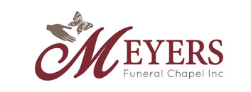meyers funeral services logo