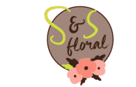 S & S Floral Mobile Logo