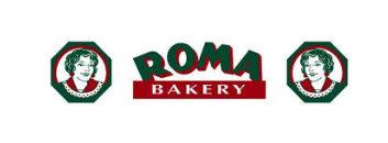 roma bakery logo