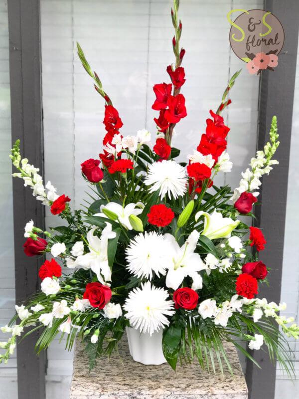 Condolence Arrangement